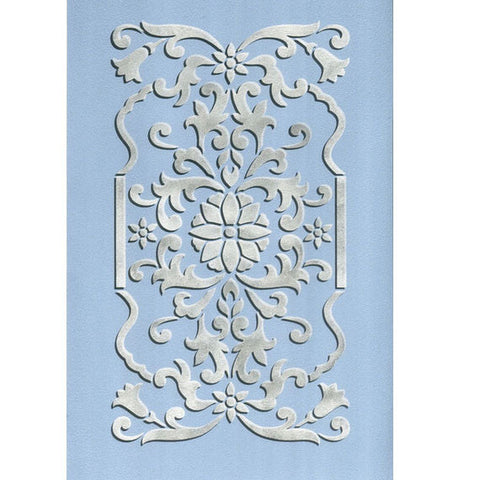 Panel Stencils For Painting Furniture Cabinets And Doors Royal