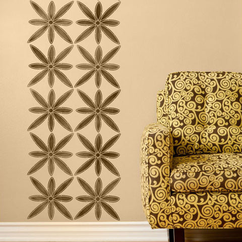 All Products - Designer Wall Stencils and Stencil Supplies tagged ...