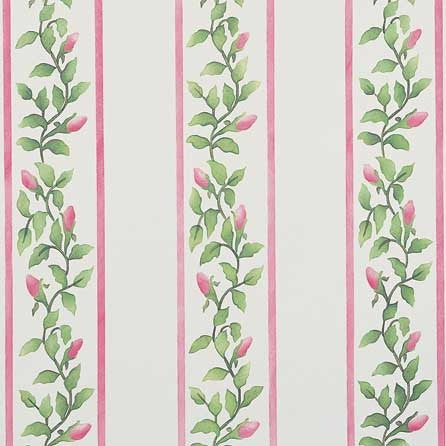 Sweet and Cute Baby Nursery Border Stencils - Baby Bud Vine Furniture Stencils - Royal Design Studio