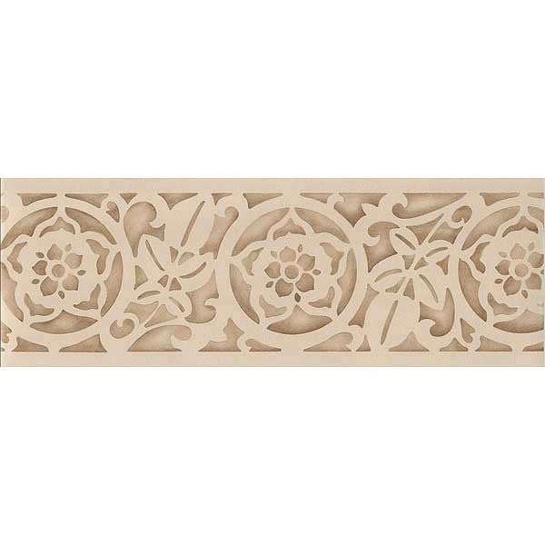 Border Stencils Carved Leaves Classic Stencil Royal