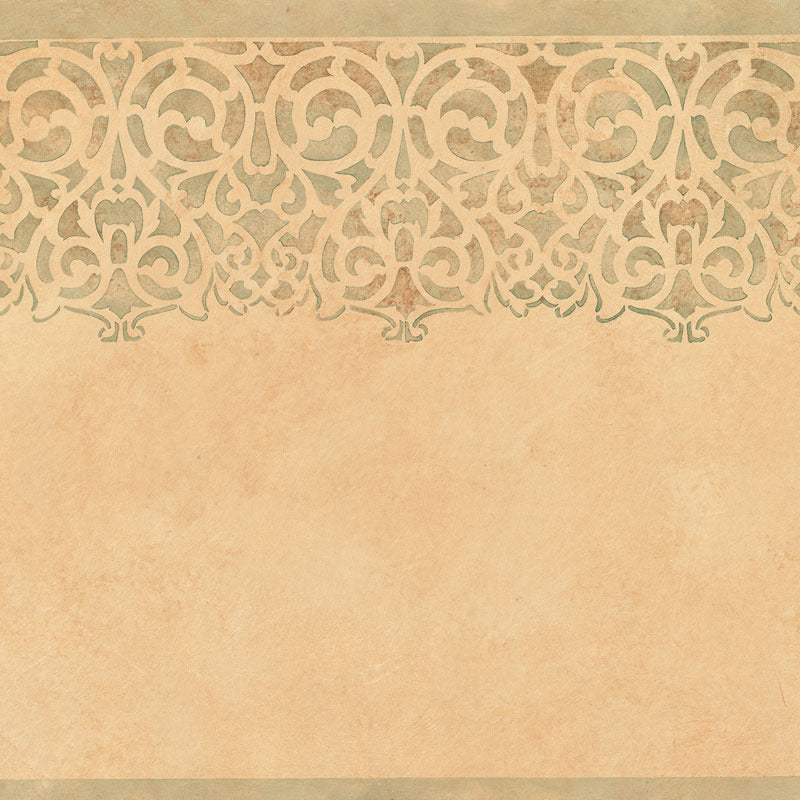 European Lace Border Stencils