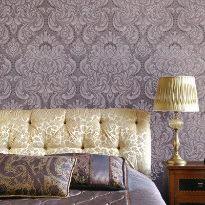wall stencil | florentine damask stencil | royal design studio