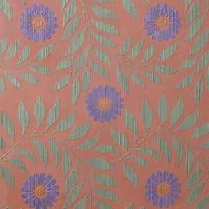 Decorate your Home with Indian Floral Wall Stencils for Colorful Flower Designs - Royal Design Studio
