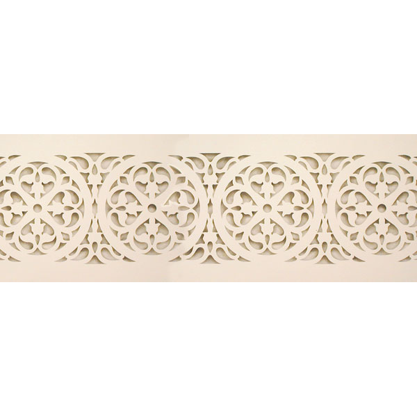 Border Stencils Italian Medallion