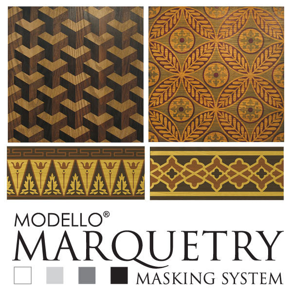 Modello Marquetry Sample Set