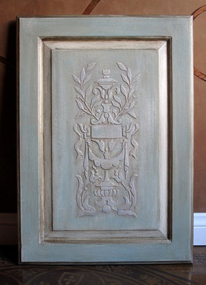 Furniture Stencil | Parisian Swag Classic Panel