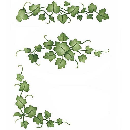 How To Paint Ivy On Walls