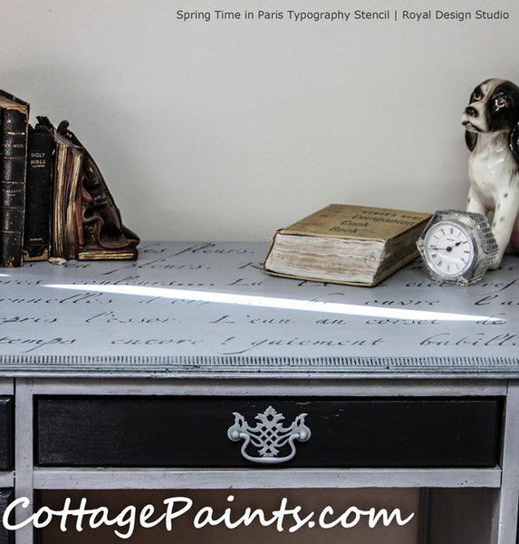 Wall Stencils French Wall Quotes Amp Vintage Design