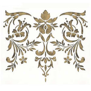 Classic Panel Furniture Stencils - Royal Design Studio