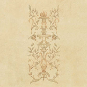 Parisian Urn Panel Theorem Classic Stencils