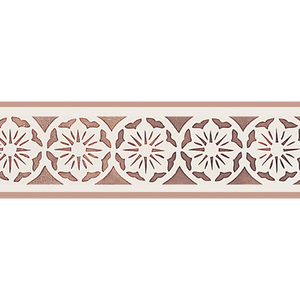 Victorian Lace Border Stencils for Classic European Design - Royal Design Studio