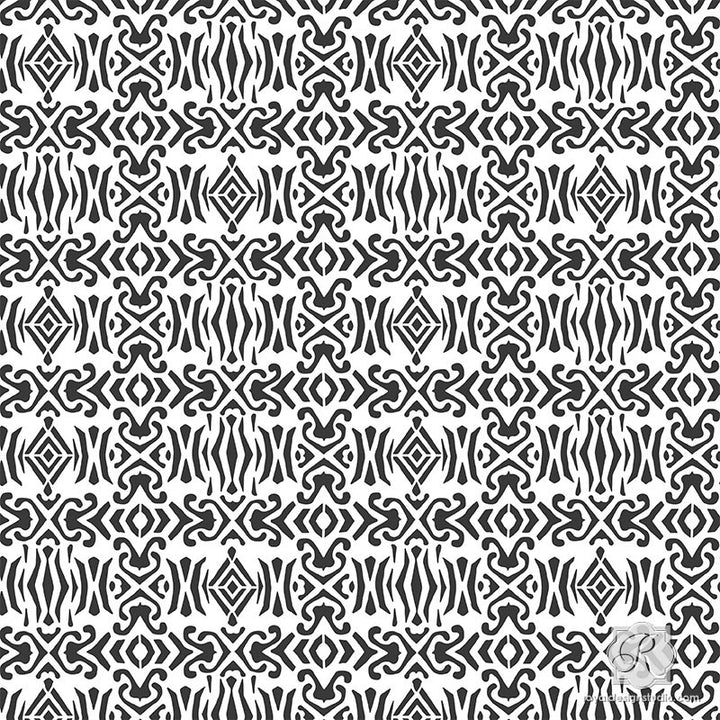 Craft Stencils Arts And Crafts Stencils Stencils For Fabric Painting