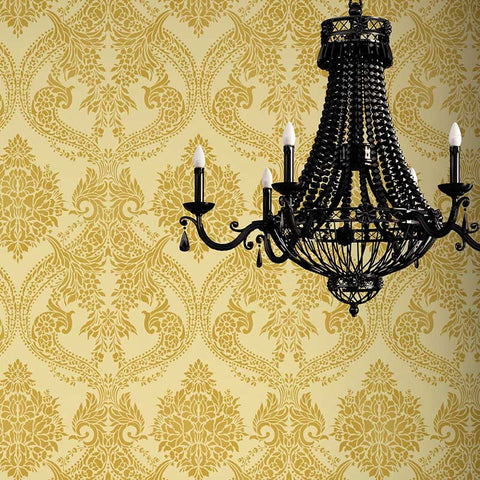 Classic Stencils & European Design Stencils for Walls and Ceilings ...