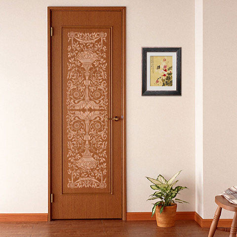 Incroyable Classic Stencil Grand Panel For Painting Doors, Furniture, Cabinets   Royal  Design Studio