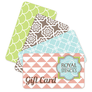 Royal Design Studio Gift Card