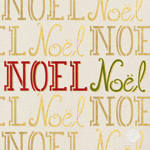 noel christmas holiday typography craft stencils royal design studio