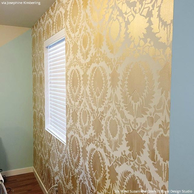 silk_road_suzani_damask_wall_stencils_to_paint