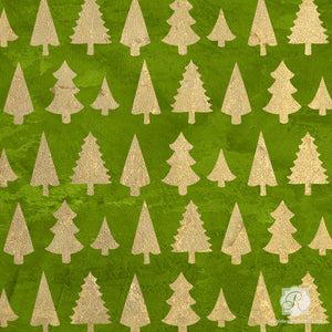 Christmas Trees Holiday Craft Stencils - Royal Design Studio