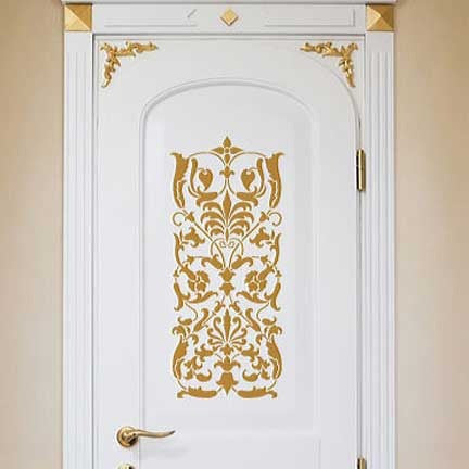 Wall Stencils | Ornate Italian Panel