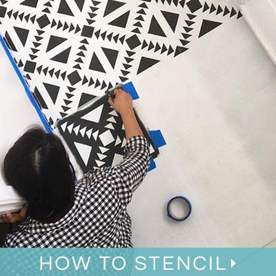 Wall Stencils Furniture Stencils Wall Painting Stencils DIY Stencil