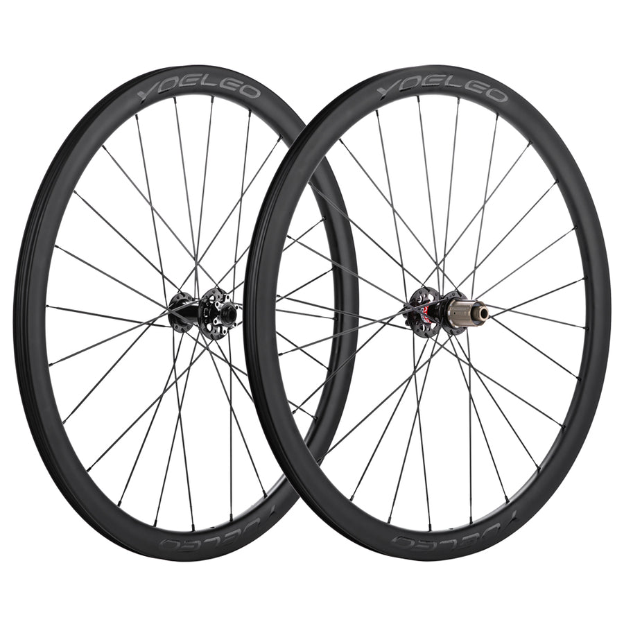 SAT C40|40 DB STD Clincher/Tubeless - YOELEO