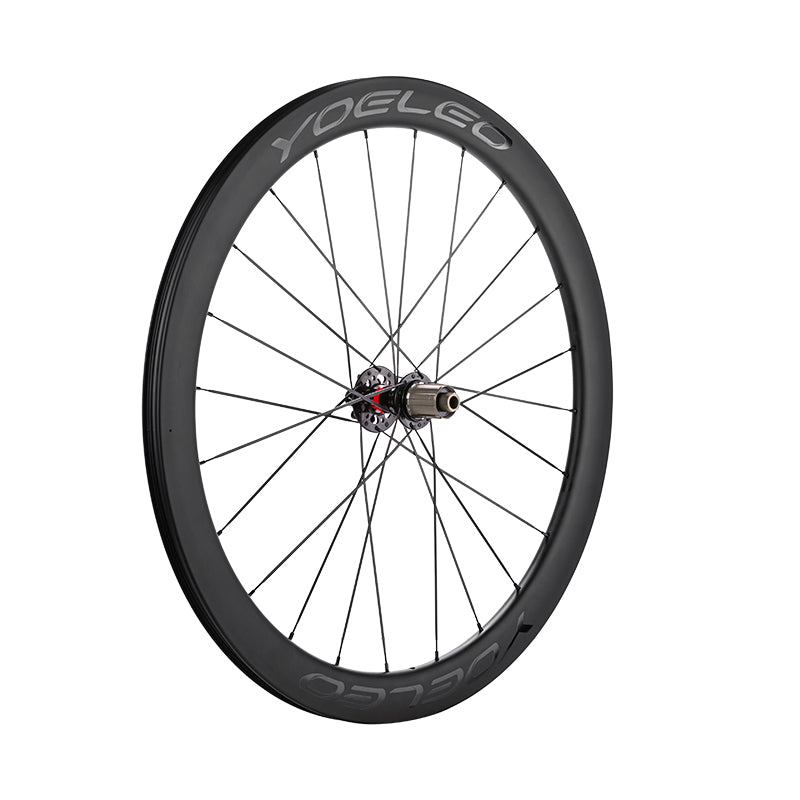 SAT C45|45 DB STD Offset CX/Gravel Wheelset - YOELEO
