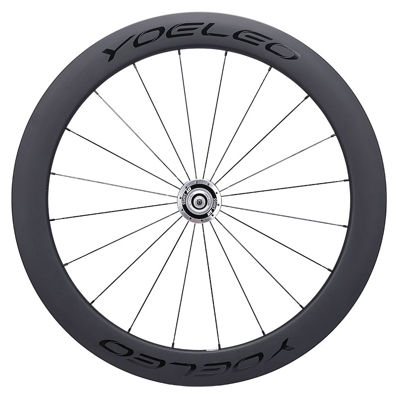 SAT C50|60 SL Clincher/Tubeless Track/Fixed Gear - YOELEO