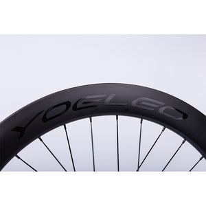 SAT C60|60 STD Clincher/Tubeless Track/Fixed Gear - YOELEO