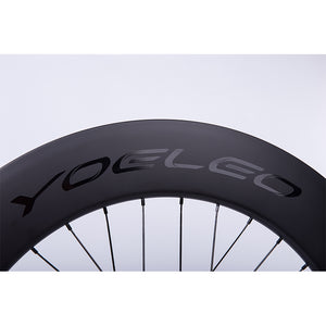 SAT C88|88 STD Clincher/Tubeless Track/Fixed Gear - YOELEO