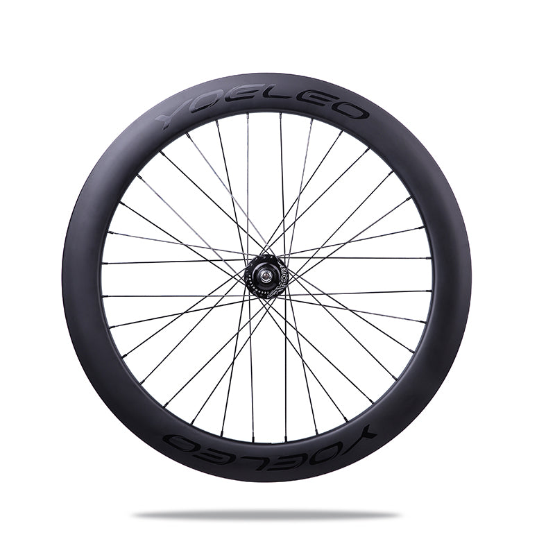SAT C60|60 PRO Clincher/Tubeless Track/Fixed Gear - YOELEO