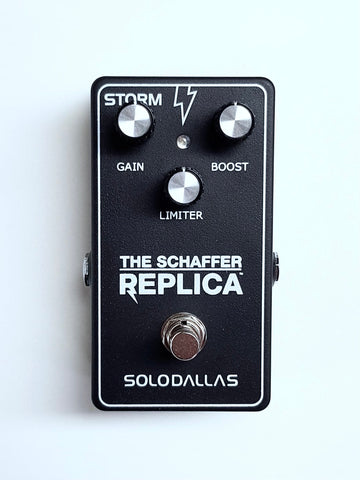 The Schaffer Replica - Storm 'Factory 2nd' at Discounted pricing!