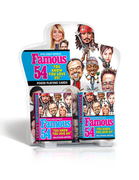Famous 54 Double Pack