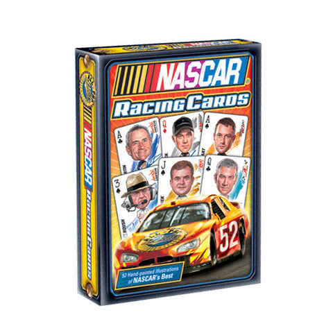 Official Nascar Playing Cards