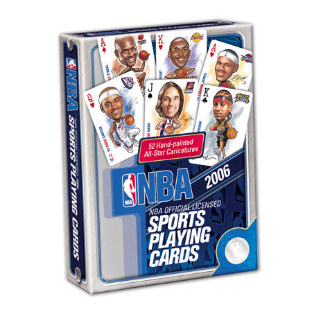 Official NBA Playing Cards