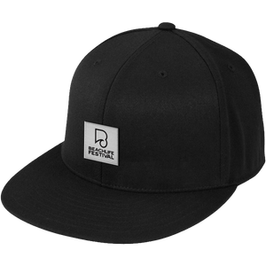FLATBILL HAT - BLACK