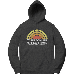 Festival Hoodie - Charcoal
