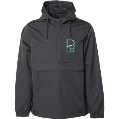 Beachlife Festival Windbreaker - Charcoal