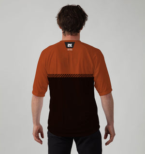 Mens Bike Trail T Jersey - Nzo DESIGN 035-3