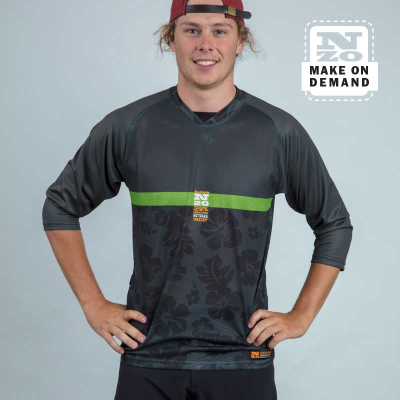 3/4 Sleeve MTB Top - ON DEMAND Nzo DESIGN