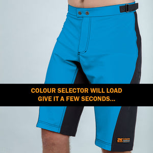 Burners - Men trail shorts - ON DEMAND Nzo DESIGN 021 select your colour!