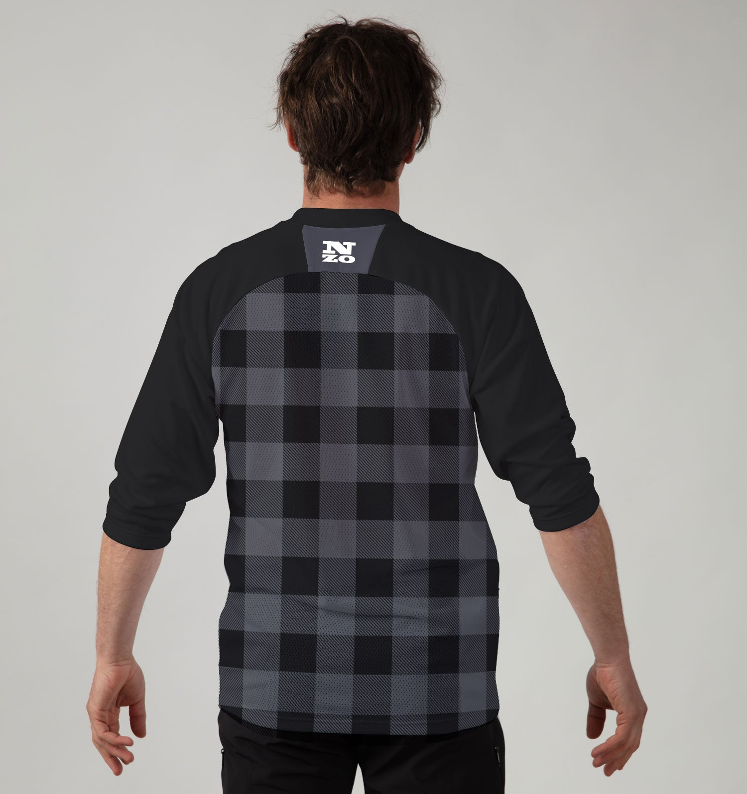 3/4 Sleeve MTB Top  - Nzo DESIGN 034-3