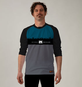 3/4 Sleeve MTB Top  - Nzo DESIGN 033_1