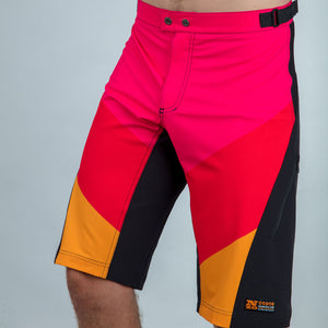 Burners are the Limited edition of our Sifters trail shorts