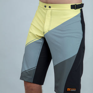 Burners 004 are the Nzo Creation of our Sifters trail shorts