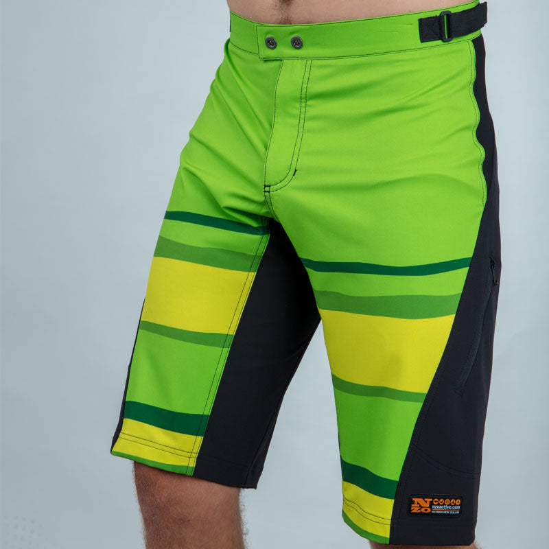 Burners are the Nzo Creation of our Sifters trail shorts