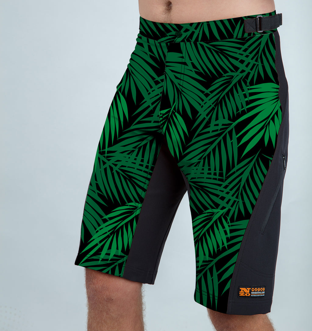 Burners - Men trail shorts - LIMITED EDITION - Nzo DESIGN November