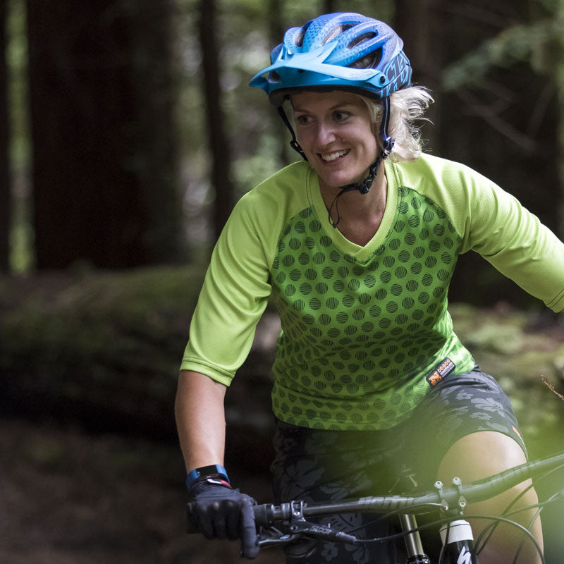 Womens Bike Trail T Jersey NZO for Mountain Biking