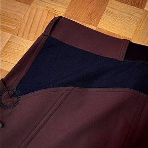 Dusters - Light Women trail pants - CHOCOLATE