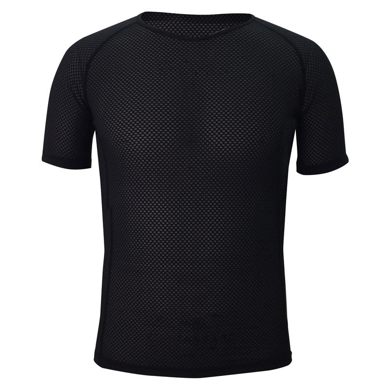 Mens Short Sleeve Baselayer