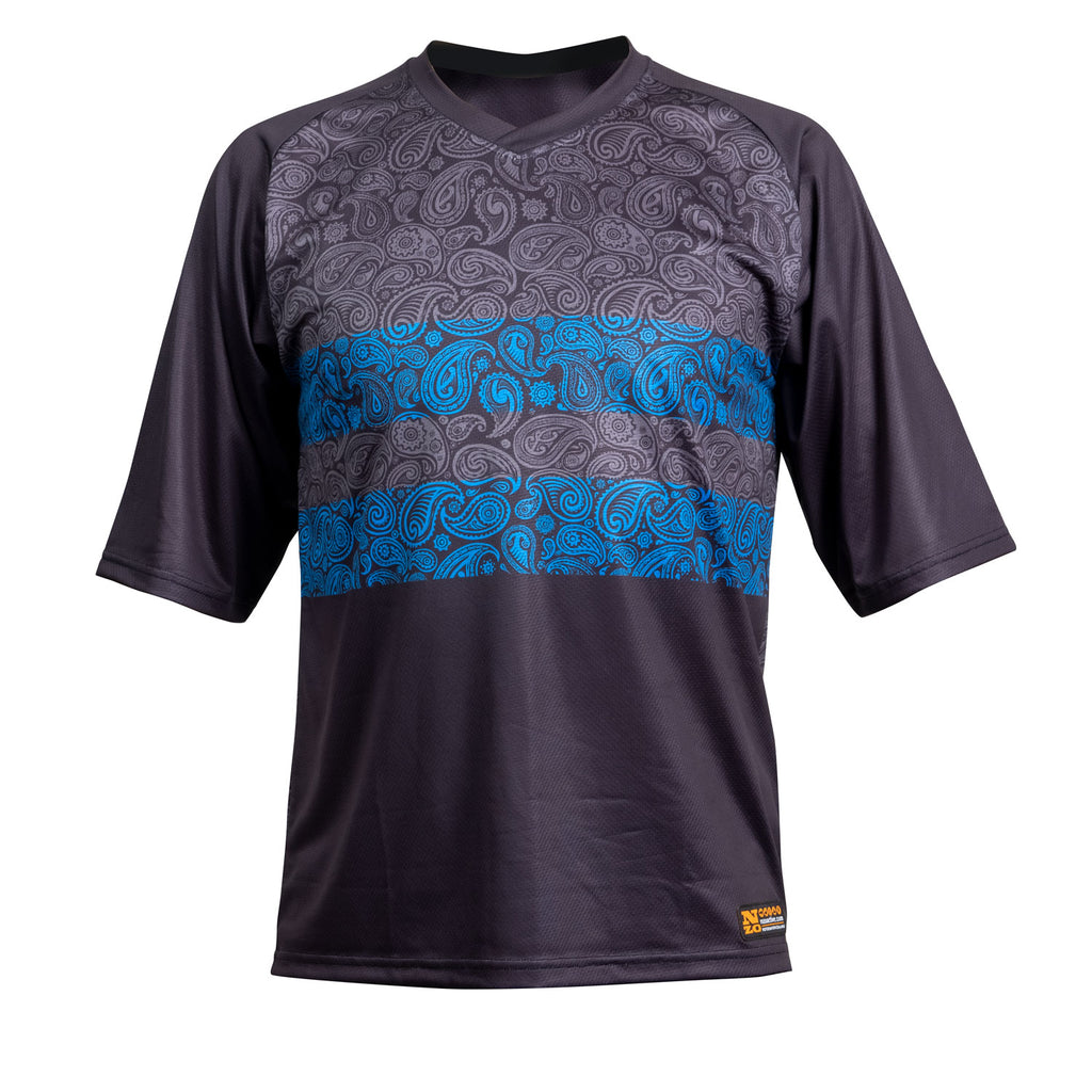 Trail T -  Limited Edition 06 - Black/blue